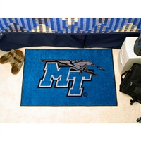 Middle Tennessee State Blue Raiders NCAA Starter Floor Mat (20x30)