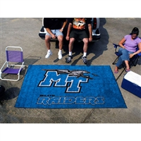 Middle Tennessee State Blue Raiders NCAA Ulti-Mat Floor Mat (5x8')