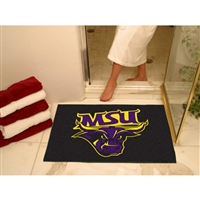 Minnesota State Mankato Mavericks NCAA All-Star Floor Mat (34x45)