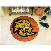 Southeastern Louisiana Lions NCAA Basketball Round Floor Mat (29)