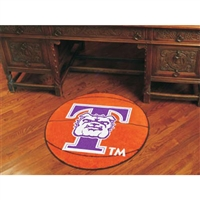 Truman State Bulldogs NCAA Basketball Round Floor Mat (29)