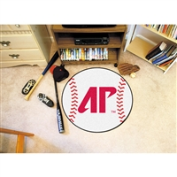 Austin Peay Governors NCAA Baseball Round Floor Mat (29)