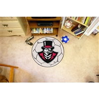 Austin Peay Governors NCAA Soccer Ball Round Floor Mat (29)