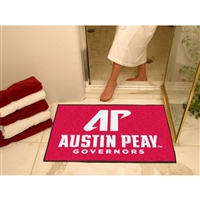 Austin Peay Governors NCAA All-Star Floor Mat (34x45)