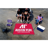 Austin Peay Governors NCAA Tailgater Floor Mat (5'x6')