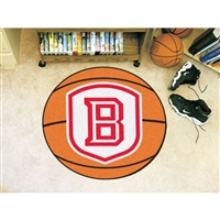 Bradley Braves NCAA Basketball Round Floor Mat (29)