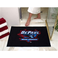 DePaul Blue Demons NCAA All-Star Floor Mat (34x45)