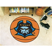 East Tennessee State Buccaneers NCAA Basketball Round Floor Mat (29)