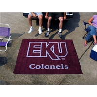 Eastern Kentucky Colonels NCAA Tailgater Floor Mat (5'x6')