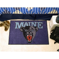 Maine Black Bears NCAA Starter Floor Mat (20x30)