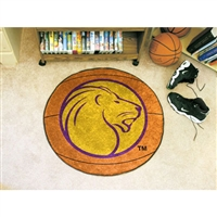 North Alabama Lions NCAA Basketball Round Floor Mat (29)