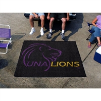 North Alabama Lions NCAA Tailgater Floor Mat (5'x6')