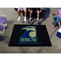 North Carolina Wilmington Seahawks NCAA Tailgater Floor Mat (5'x6')
