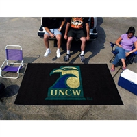 North Carolina Wilmington Seahawks NCAA Ulti-Mat Floor Mat (5x8')