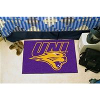 Northern Iowa Panthers NCAA Starter Floor Mat (20x30)