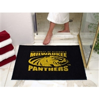 Wisconsin Milwaukee Panthers NCAA All-Star Floor Mat (34x45)
