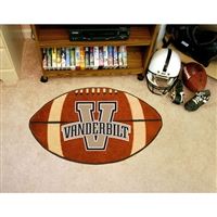 Vanderbilt Commodores NCAA Football Floor Mat (22x35)