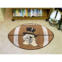Wake Forest Demon Deacons NCAA Football Floor Mat (22x35)