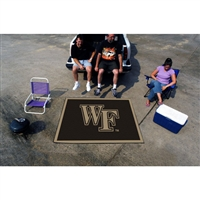 Wake Forest Demon Deacons NCAA Tailgater Floor Mat (5'x6')