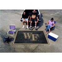 Wake Forest Demon Deacons NCAA Ulti-Mat Floor Mat (5x8')