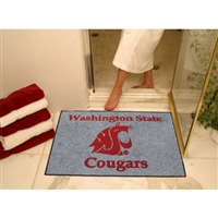 Washington State Cougars NCAA All-Star Floor Mat (34x45)