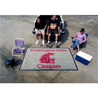 Washington State Cougars NCAA Ulti-Mat Floor Mat (5x8')