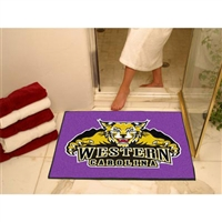 Western Carolina Catamounts NCAA All-Star Floor Mat (34x45)
