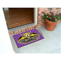 Western Carolina Catamounts NCAA Starter Floor Mat (20x30)