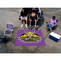 Western Carolina Catamounts NCAA Tailgater Floor Mat (5'x6')