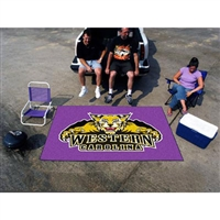 Western Carolina Catamounts NCAA Ulti-Mat Floor Mat (5x8')