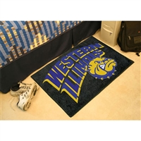 Western Illinois Leathernecks NCAA Starter Floor Mat (20x30)