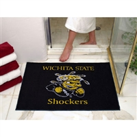 Wichita State Shockers NCAA All-Star Floor Mat (34x45)
