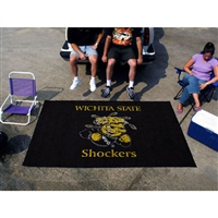 Wichita State Shockers NCAA Ulti-Mat Floor Mat (5x8')