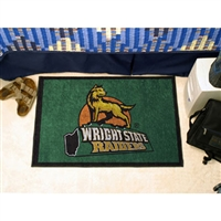 Wright State Raiders NCAA Starter Floor Mat (20x30)