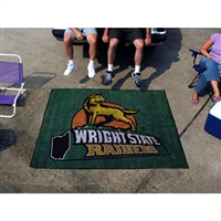 Wright State Raiders NCAA Tailgater Floor Mat (5'x6')