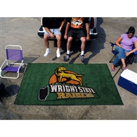 Wright State Raiders NCAA Ulti-Mat Floor Mat (5x8')