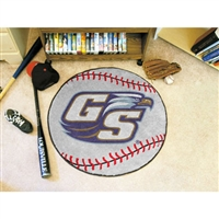 Georgia Southern Eagles NCAA Baseball Round Floor Mat (29)
