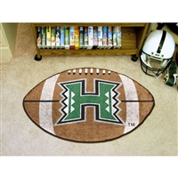 Hawaii Rainbow Warriors NCAA Football Floor Mat (22x35)