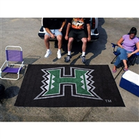 Hawaii Rainbow Warriors NCAA Ulti-Mat Floor Mat (5x8')