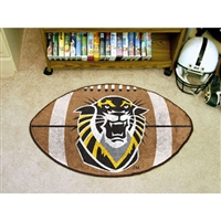 Fort Hays State Tigers NCAA Football Floor Mat (22x35)