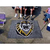 Fort Hays State Tigers NCAA Tailgater Floor Mat (5'x6')