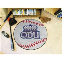 Old Dominion Monarchs NCAA Baseball Round Floor Mat (29)