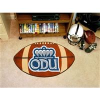 Old Dominion Monarchs NCAA Football Floor Mat (22x35)