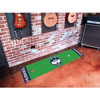 Connecticut Huskies NCAA Putting Green Runner (18x72)