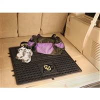 Colorado Golden Buffaloes NCAA Vinyl Cargo Mat (31x31)