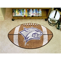 New Hampshire Wildcats NCAA Football Floor Mat (22x35)