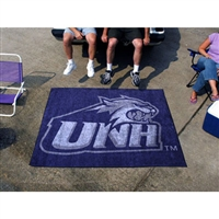 New Hampshire Wildcats NCAA Tailgater Floor Mat (5'x6')