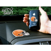 Cleveland Browns NFL Get a Grip Cell Phone Grip Accessory
