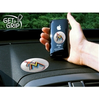 Miami Marlins MLB Get a Grip Cell Phone Grip Accessory