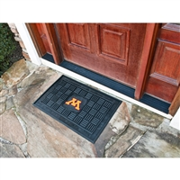 Minnesota Golden Gophers NCAA Vinyl Doormat (19x30)